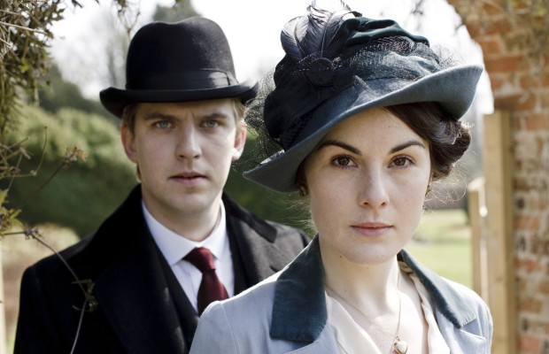 I am Mad at Downton Abbey!