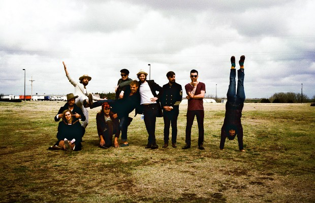 Edward Sharpe and the Magnetic Zeros – June 9, 2013