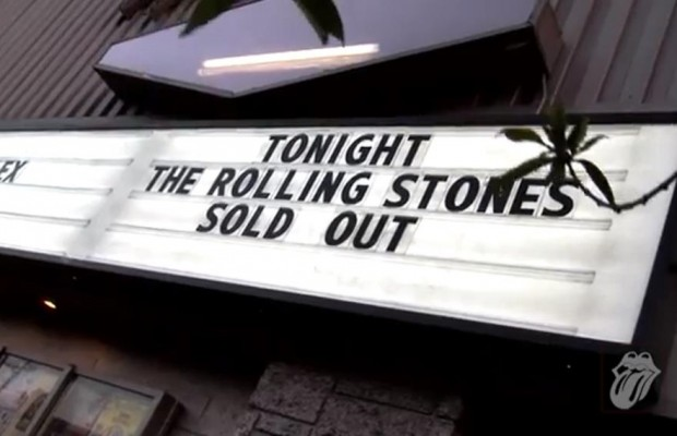 The Rolling Stones get ready for '50 and Counting'