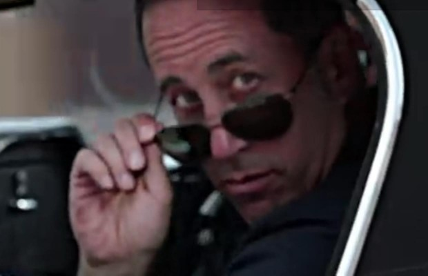 Jerry Seinfeld-Comedians in Cars Getting Coffee