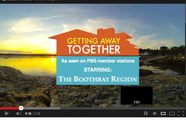 Boothbay's campaign to get on PBS