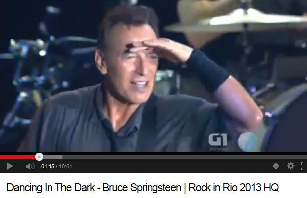Bruce is 64!