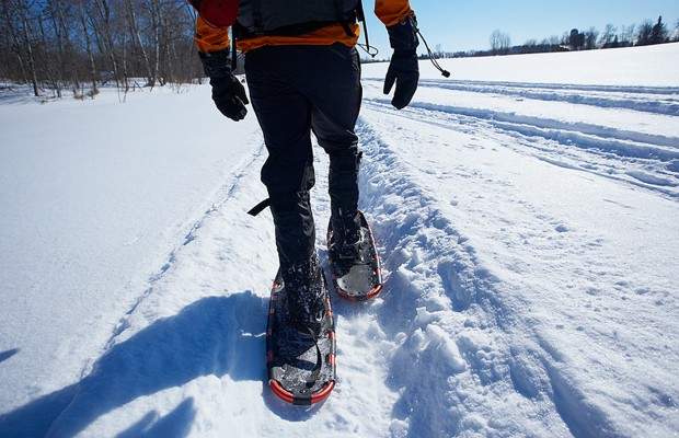 Snowshoe or Ski with NRCM
