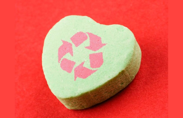 Show your Love by Going Green