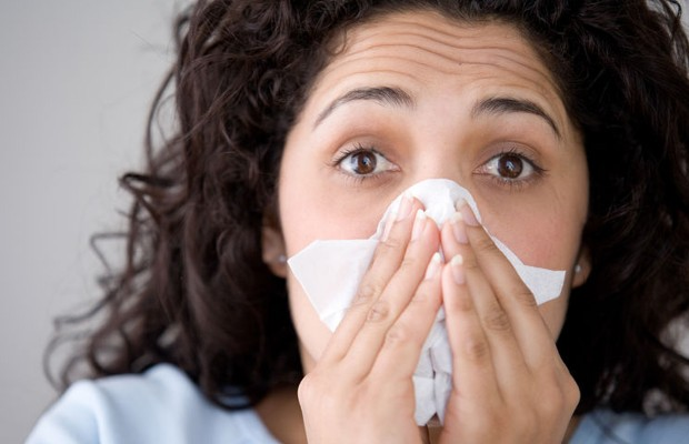 Cold, Flu, and Tissues