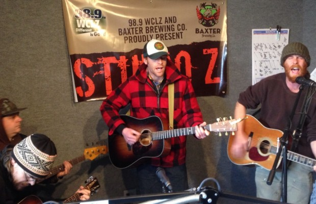 The Mallett Brothers Band – March 27th, 2014