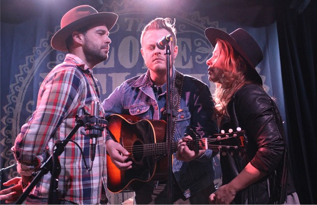 The Lone Bellow – February 23rd, 2015